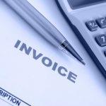 Invoice-pen-calculator